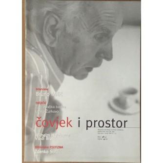 ČOVJEK I PROSTOR : MJESEČNIK UDRUŽENJA HRVATSKIH ARHITEKATA BROJ 5/8 1997.
